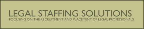 Legal Staffing Solutions